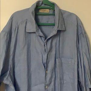 Men's 2XL shortsleeved shirt